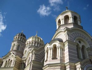 russ orthod Kirche